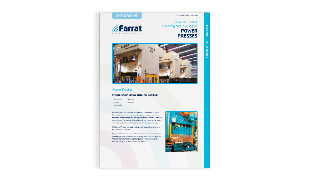 farrat power press guide download