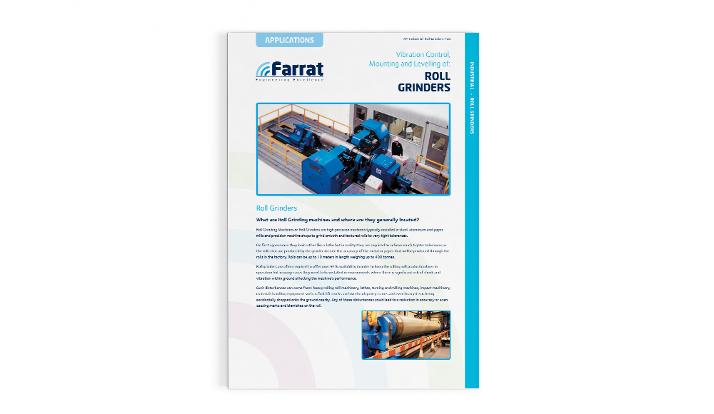 farrat roll grinders guide download