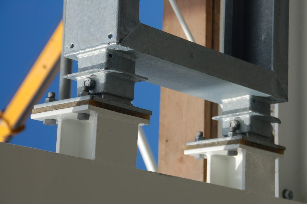 Structural Thermal Break Connections For Thermal Bridging