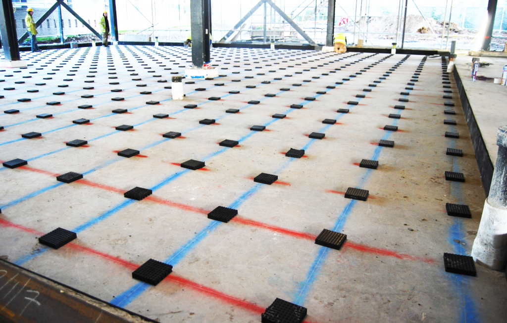 Farrat Concrete Floating Floor