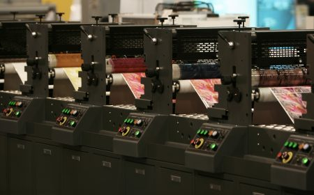 Vibration control solutions for printing presses