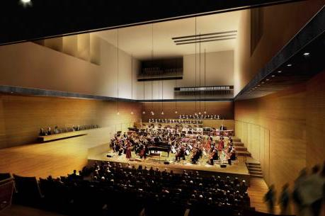 Acoustic isolation of concert halls - chethams