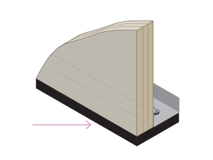 High-performance sound insulation - Step 4