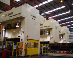 Farrat Nitrile BR used to isolate Fukui Presses, Ogihara