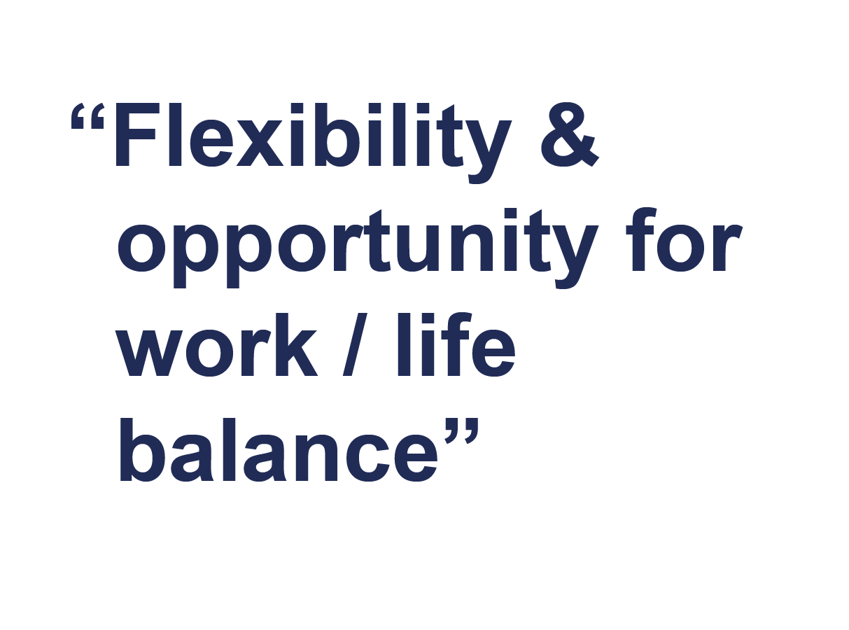 Why join Farrat-flexibility and opportunity for work life balance