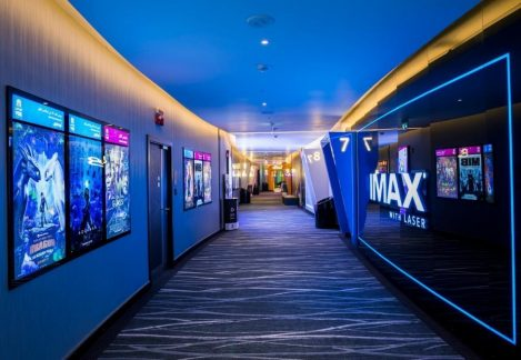 Red Seal Mall, Jeddah - IMAX