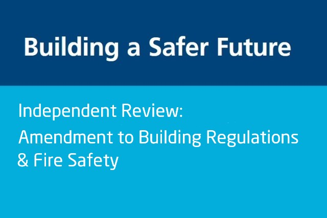 Building Regulations and Fire - Farrat Independent Review