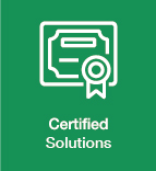 Fully Certified Solutions from Farrat