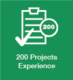 200 Cinemas Project Experience