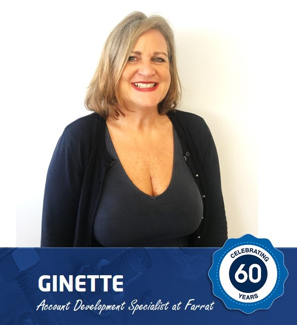 Ginette - Account Development Specialist at Farrat