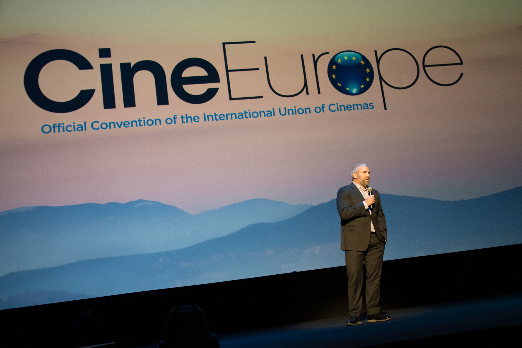 CineEurope Conference - 28 Years of Promoting European Cinema