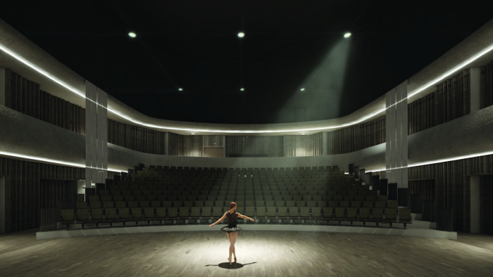 Dance Theatre, The OCC at The Hague