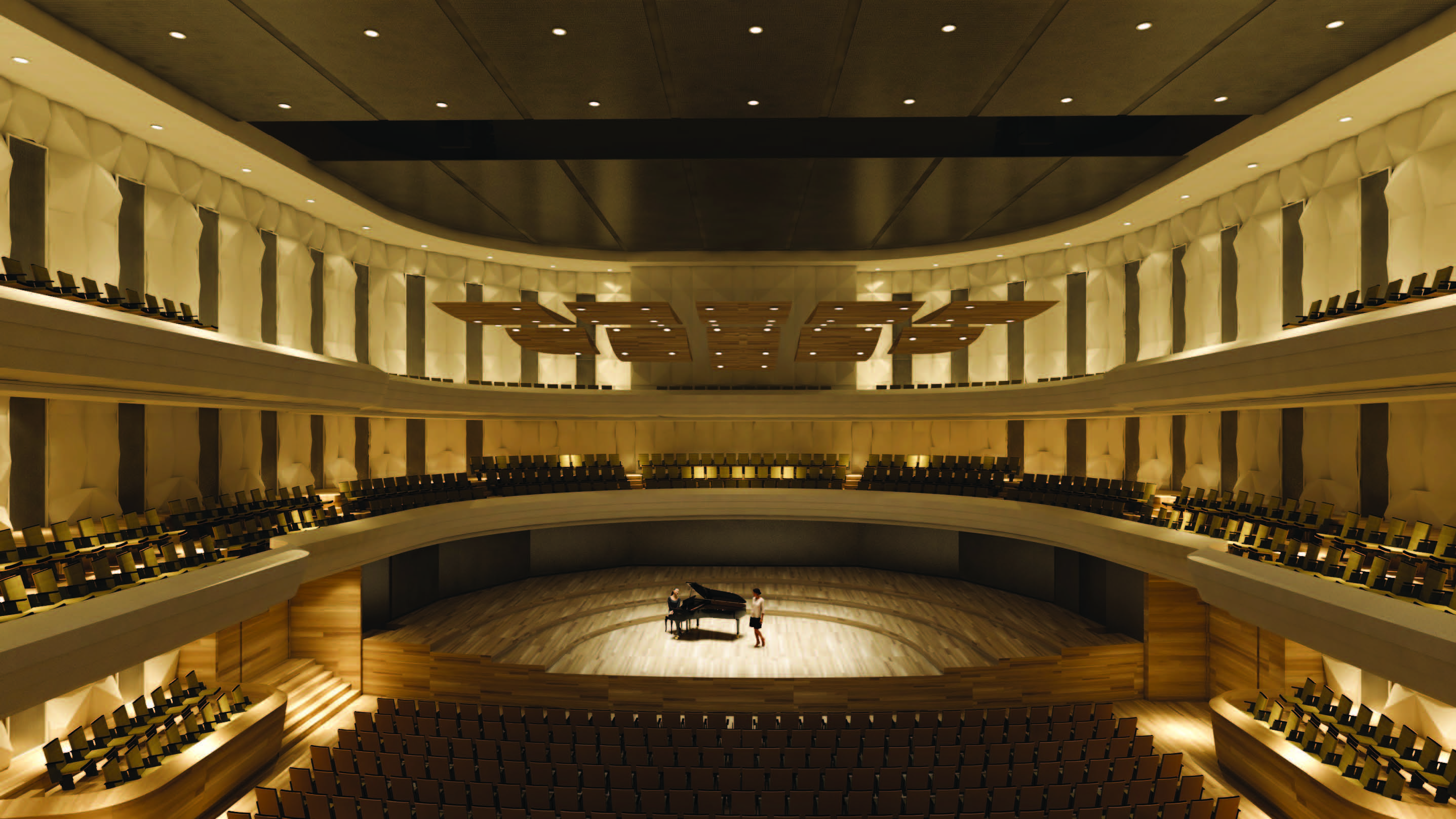 Salle Concert Hall, The OCC at The Hague