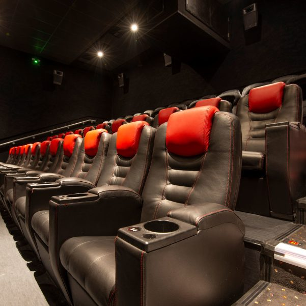 Eltham Vue Cinema Seats