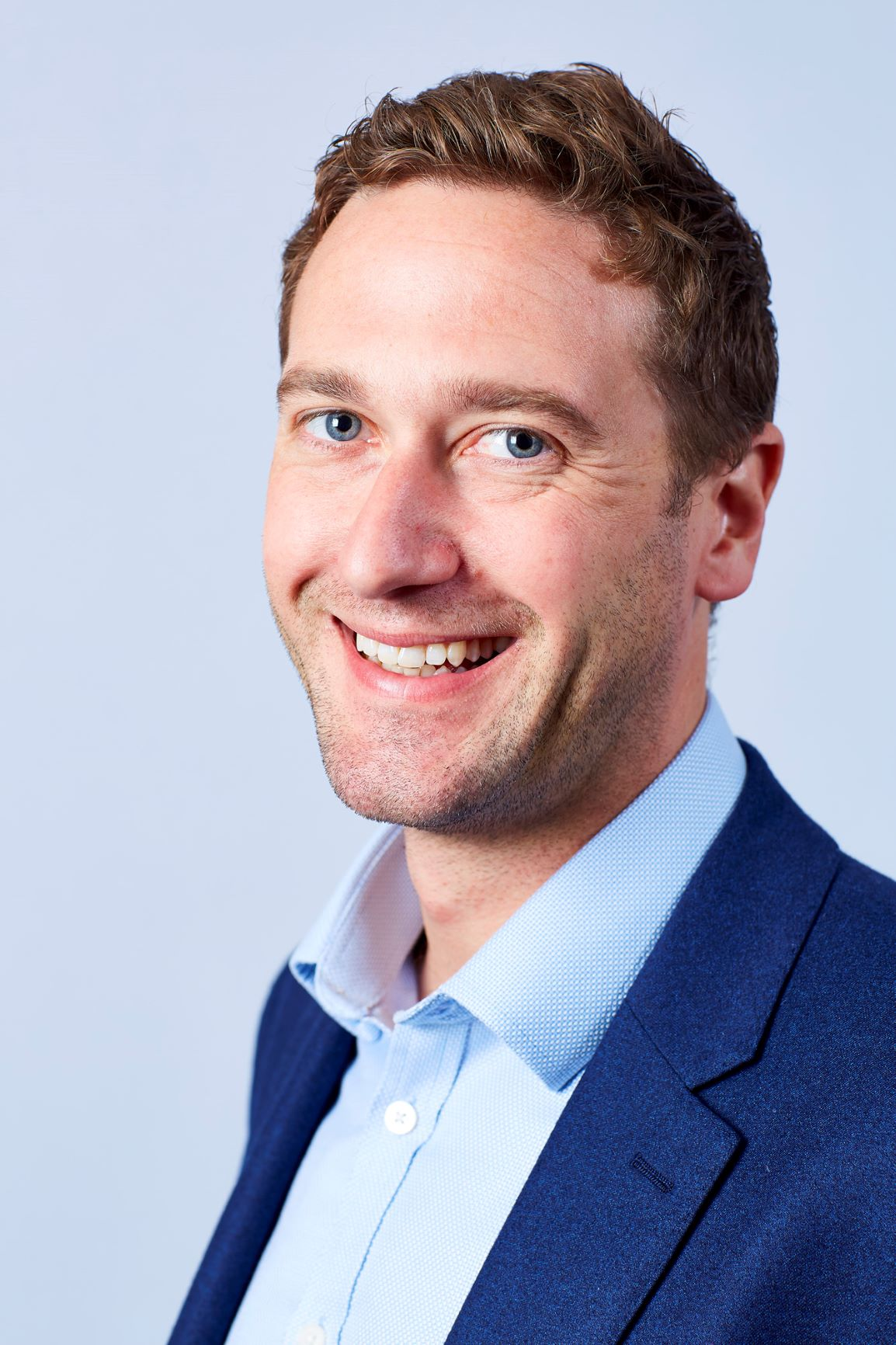 Oliver Farrell, Group CEO