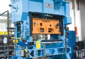 cupper press isolation systems